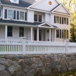 Fence and Stone wall designs in Fairfield CT