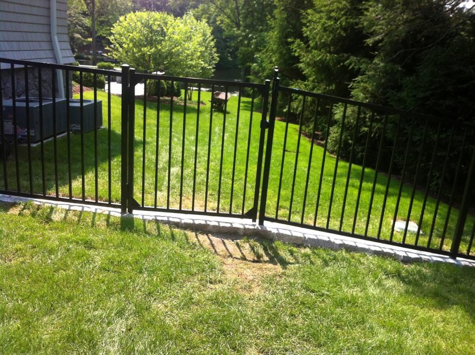 Aluminum Fences A Anastasio Fence Company Fencing