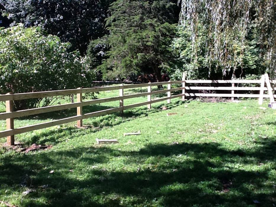 Post and Rail Fences 5