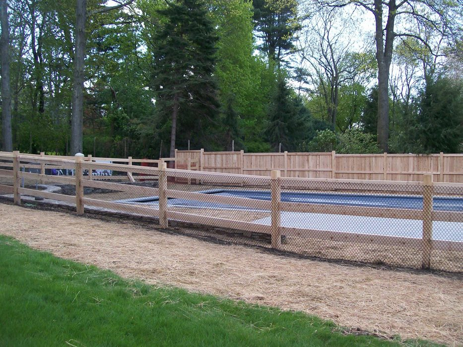 Post and Rail Fences 6