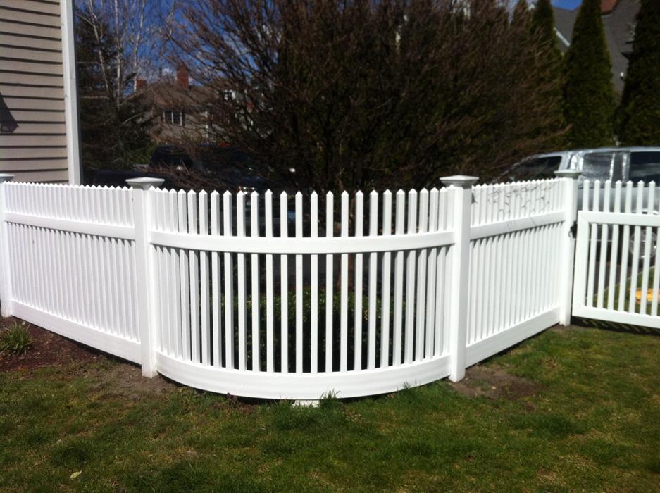 Vinyl Fences A Anastasio Fence Company Fencing Contractor